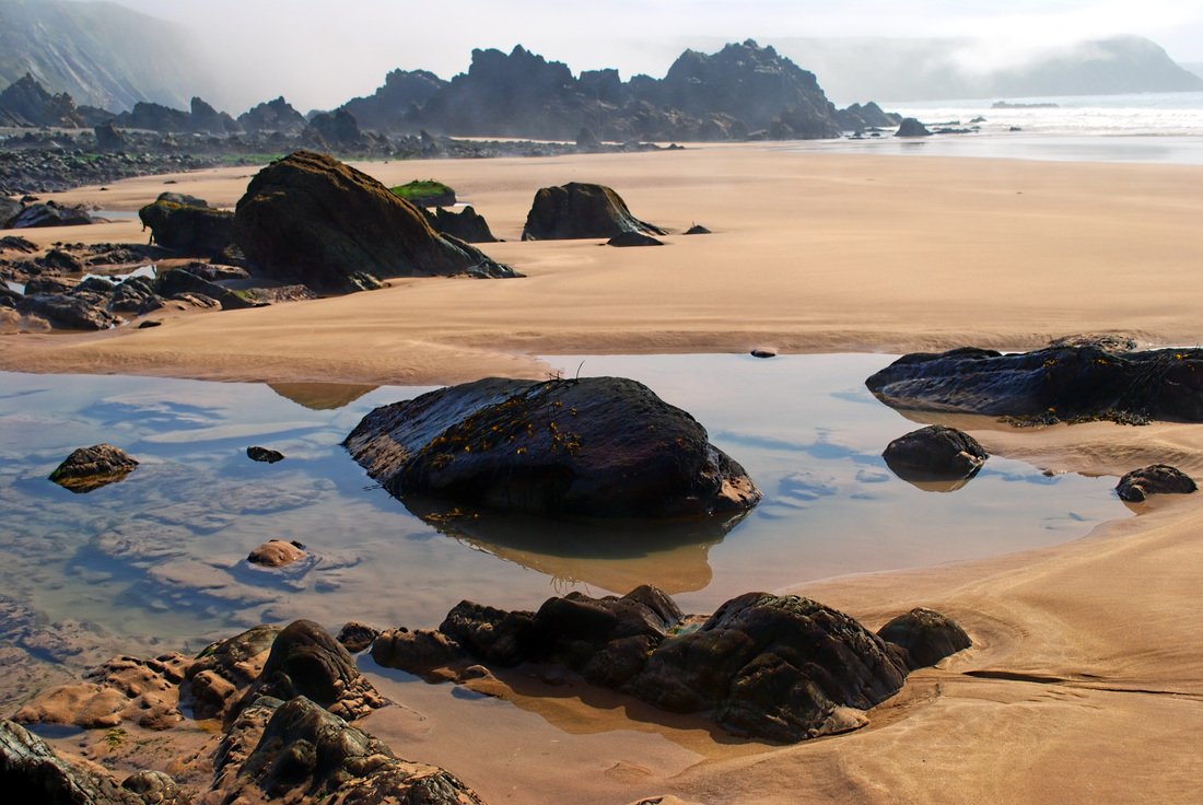 Picture of Marloes Rock Pools, Pembrokeshire