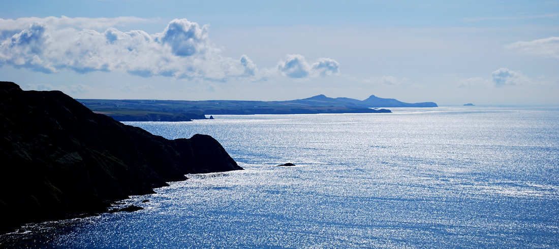 Picture of North Pembrokeshire coast, Penbwchdy to St Davids Head